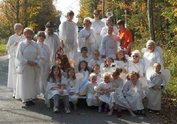 2012 Apple Fest - Angels Among Us