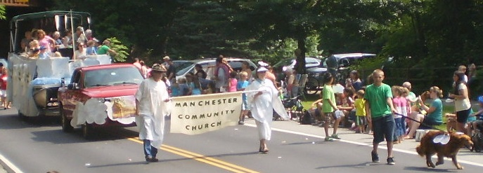 <!-- f -->2014 Old Hallowell Day - Angels Among Us  Took a First Place